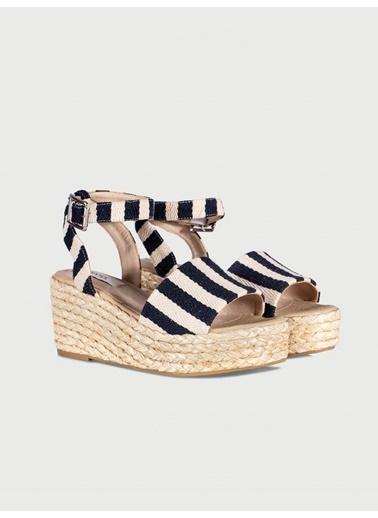 Ipekyol Topuklu Ayakkabı Lacivert
